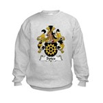 Spies Family Crest Kids Sweatshirt