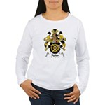 Spies Family Crest Women's Long Sleeve T-Shirt