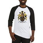 Spiering Family Crest  Baseball Jersey