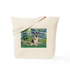 Bridge / G-Shep Tote Bag