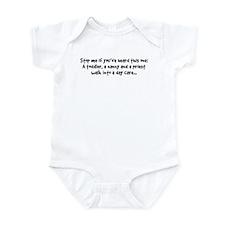 Baby Comedian Infant Bodysuit