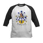Spielmann Family Crest Kids Baseball Jersey