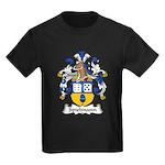 Spielmann Family Crest Kids Dark T-Shirt
