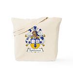 Spielmann Family Crest Tote Bag