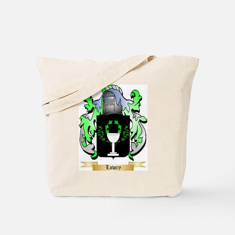 Lowry (Tyrone) Tote Bag