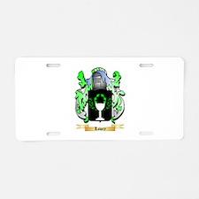 Lowry (Tyrone) Aluminum License Plate