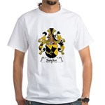 Spieler Family Crest White T-Shirt