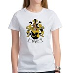 Spieler Family Crest Women's T-Shirt