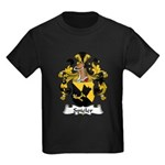 Spieler Family Crest  Kids Dark T-Shirt