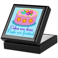 Cake Grammar Keepsake Box