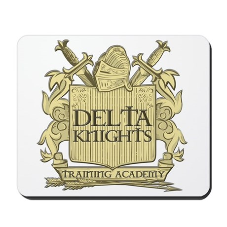 Delta Knights Mousepad
