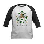 Soyer Family Crest Kids Baseball Jersey