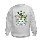 Soyer Family Crest Kids Sweatshirt