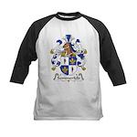 Sommerfeld Family Crest  Kids Baseball Jersey