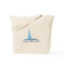 Long Island - New York. Tote Bag