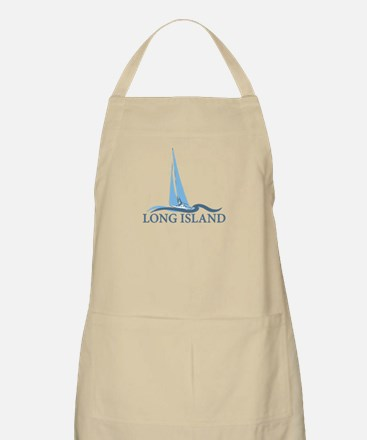 Long Island - New York. Apron