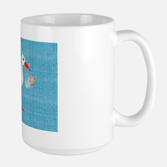 Boy Bundle Of Joy Large Mug Mugs
