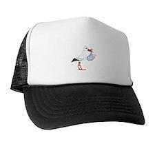 Boy Bundle of Joy Trucker Hat