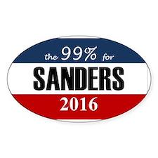 Sanders 2016 Decal