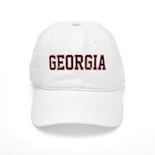 Georgia - Jersey Vintage Baseball Baseball Cap