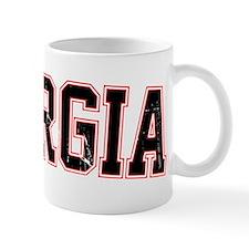 Georgia - Jersey Vintage Mugs