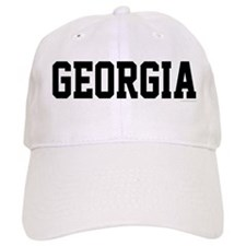 Georgia Jersey Black Baseball Cap