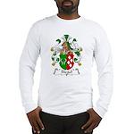 Siegel Family Crest  Long Sleeve T-Shirt
