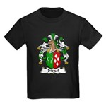 Siegel Family Crest  Kids Dark T-Shirt