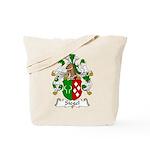 Siegel Family Crest  Tote Bag
