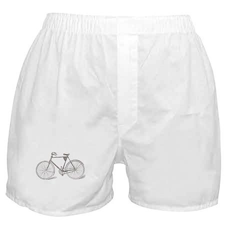Vintage Bicycle Boxer Shorts