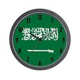 Country flag saudi arabia Basic Clocks