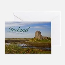 Ireland - Country Castle Card Greeting Cards