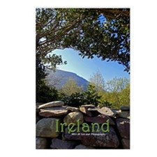 Ireland - Moll's Gap Postcards (package Of 8)