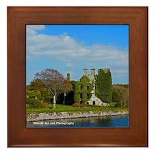 Galway Castle Framed Tile