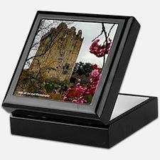 Blarney Blossom Keepsake Box