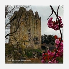 Blarney Blossom Tile Coaster