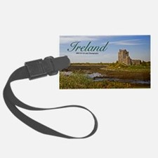 Ireland - Country Castle Luggage Tag