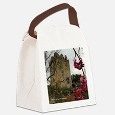 Blarney Blossom Canvas Lunch Bag