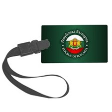 Bulgaria (Rd) Luggage Tag