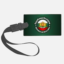 Bulgaria (Rd) Luggage Tag