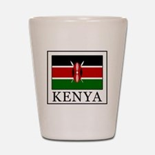 Kenya Shot Glass