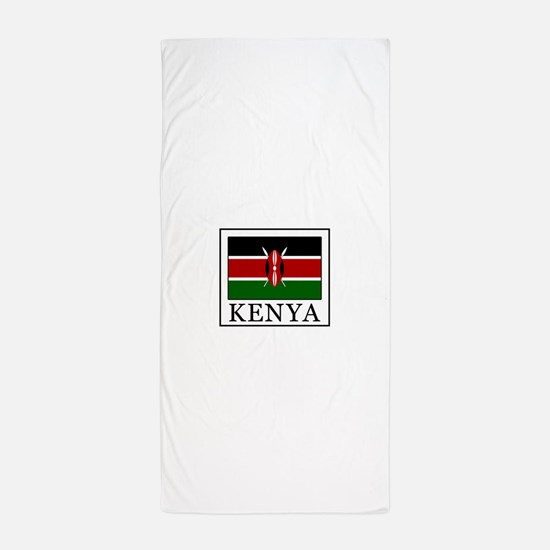 kenya beach towel