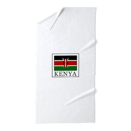 Kenya Beach Towel
