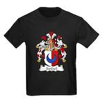 Seidel Family Crest  Kids Dark T-Shirt