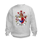 Seidel Family Crest  Kids Sweatshirt
