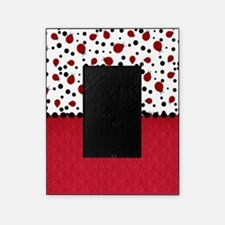 Ladybugs and Dots Picture Frame