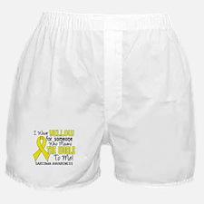 Sarcoma MeansWorldToMe2 Boxer Shorts