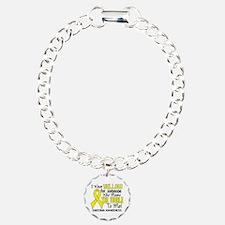 Sarcoma MeansWorldToMe2 Bracelet