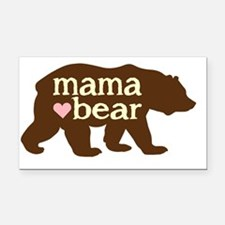 Cute Mothers day Rectangle Car Magnet