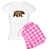 Mama bear T-Shirt / Pajams Pants